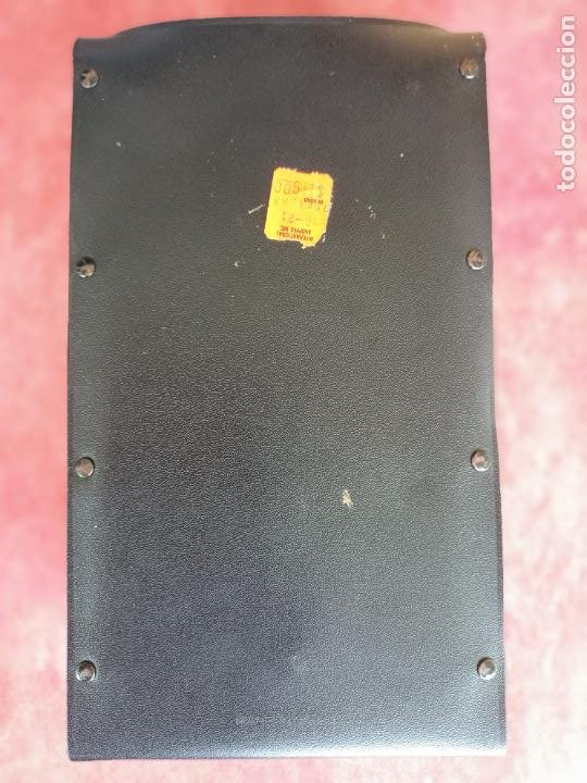 Radios antiguas: Vintage Sony TC-110B Cassette Recorder en su funda como nuevo funcionando grabadora cintas altavoz - Foto 6 - 286467963