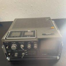 Radios antiguas: TELEVISION-RADIO ANTIGUA JVC. Lote 287315463