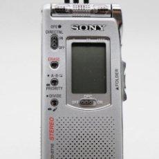 Radios antiguas: SONY GRABADORA DE VOZ DIGITAL ICD-ST-10. ESTÉREO/MONO. NUEVA. Lote 287381198