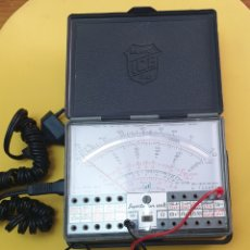 Radio antiche: MULTIMETRO ICE SUPERTESTER 680R. Lote 287452313