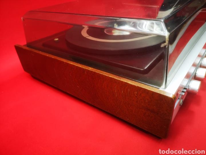 Radios antiguas: Tocadiscos vintage Koniger años 60 - Foto 3 - 287665213