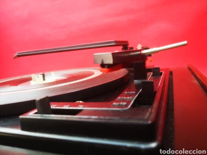 Radios antiguas: Tocadiscos vintage Koniger años 60 - Foto 5 - 287665213