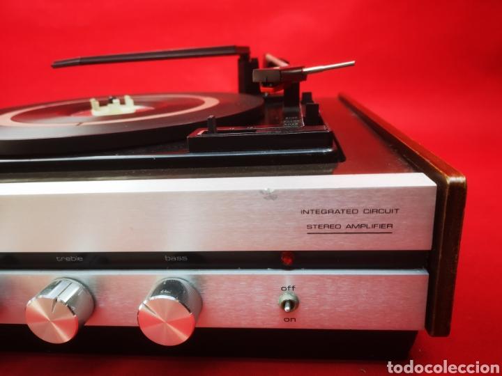 Radios antiguas: Tocadiscos vintage Koniger años 60 - Foto 7 - 287665213