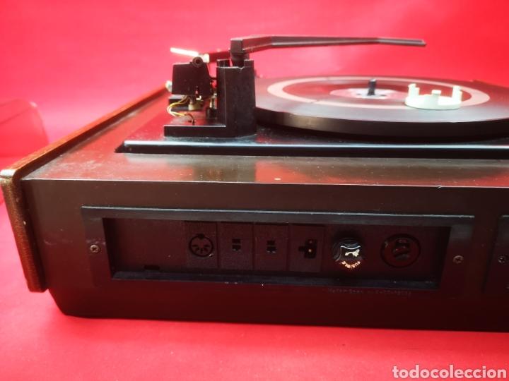 Radios antiguas: Tocadiscos vintage Koniger años 60 - Foto 10 - 287665213