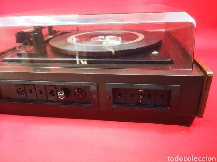 Radios antiguas: Tocadiscos vintage Koniger años 60 - Foto 11 - 287665213