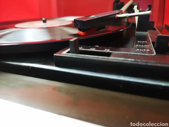 Radios antiguas: Tocadiscos vintage Koniger años 60 - Foto 12 - 287665213