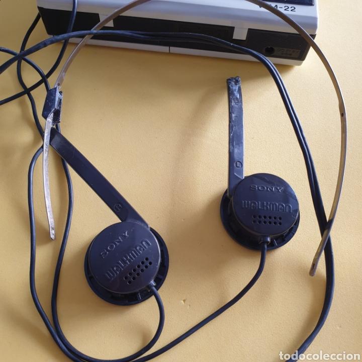 Radios antiguas: SONY WALKMAN WM-22 FUNCIONANDO - Foto 5 - 287700278