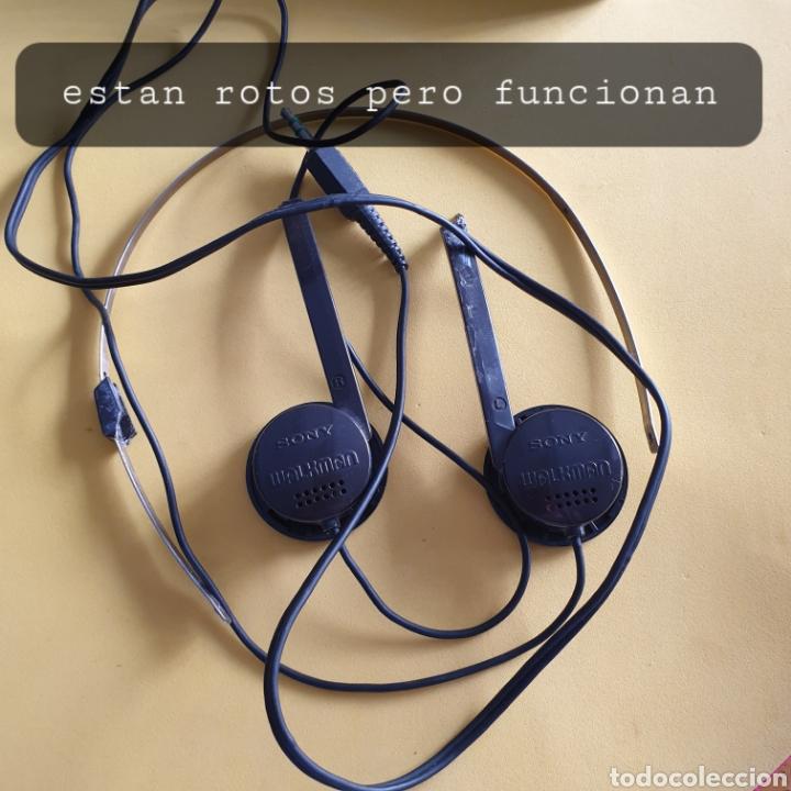 Radios antiguas: SONY WALKMAN WM-22 FUNCIONANDO - Foto 7 - 287700278