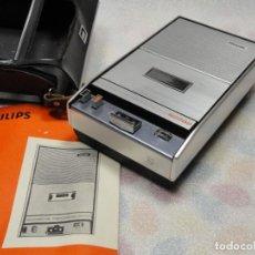 Radios antiguas: CASSETTE RECORDER PHILIPS N2202. Lote 288079868