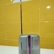 Radios antiguas: RADIO DE BOLSILLO GRUNDIG. Lote 288091753