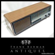 Radios antiguas: FANTÁSTICO RADIO / TRANSISTOR GRUNDIG RF 420 GB AÑOS 70 (FUNCIONA) - ENVÍO GRATIS PENÍNSULA. Lote 288512288