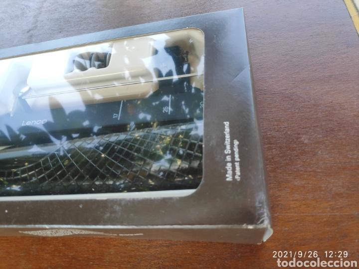 Radios antiguas: Lenco tocadiscos lencomatic MK II aparato original limpieza discos made on switzerland swiza - Foto 3 - 289708748