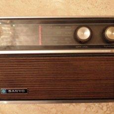 Radios antiguas: RADIO SANYO MODELO 10G-831A. Lote 289715688