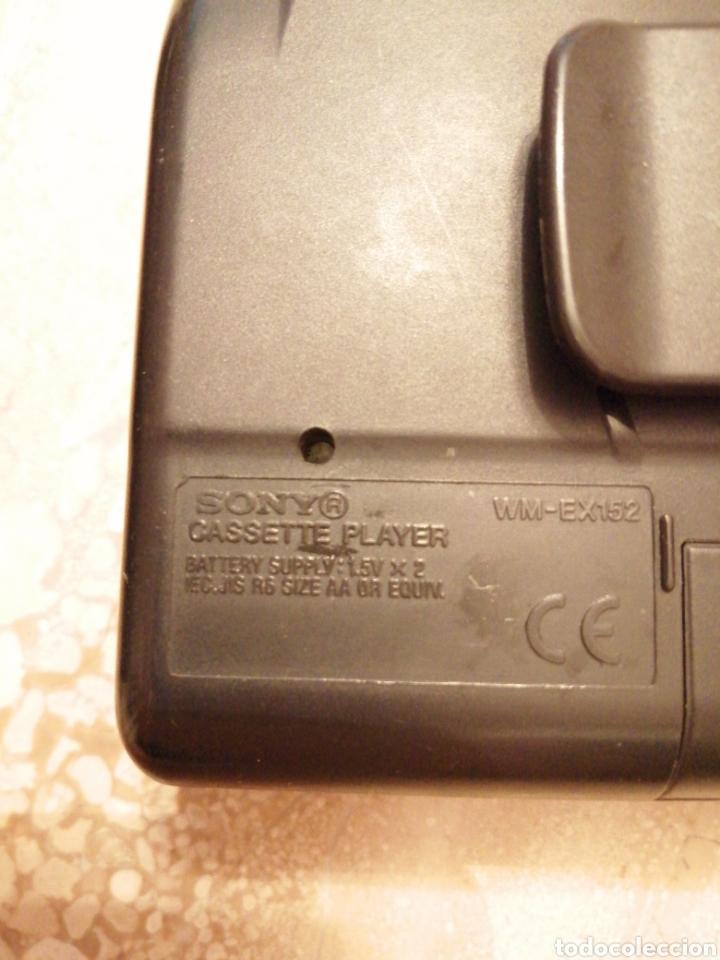 Radios antiguas: Lote de 3 Walkman SONY - Foto 6 - 289717053
