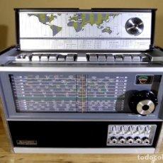 Radios antiguas: RADIO MARC NR-52F1 MULTIBANDA DOBLE CONVERSIÓN. Lote 289747008