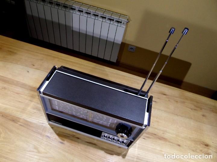 Radios antiguas: RADIO MARC NR-52F1 MULTIBANDA DOBLE CONVERSIÓN - Foto 10 - 289747008