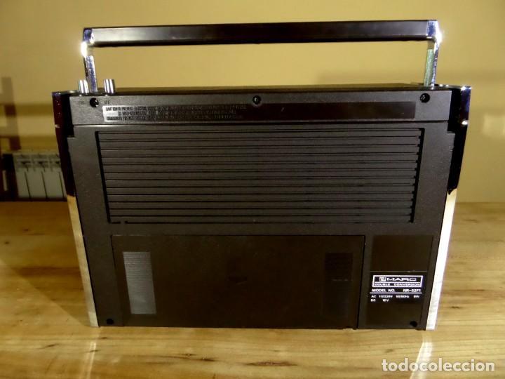 Radios antiguas: RADIO MARC NR-52F1 MULTIBANDA DOBLE CONVERSIÓN - Foto 11 - 289747008
