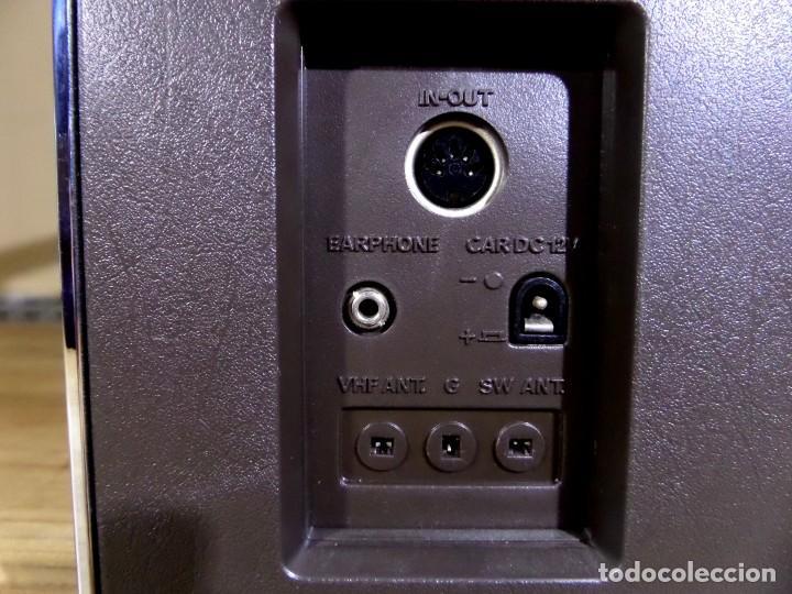 Radios antiguas: RADIO MARC NR-52F1 MULTIBANDA DOBLE CONVERSIÓN - Foto 14 - 289747008