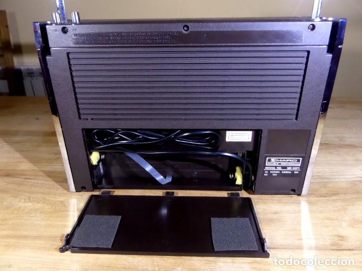 Radios antiguas: RADIO MARC NR-52F1 MULTIBANDA DOBLE CONVERSIÓN - Foto 15 - 289747008
