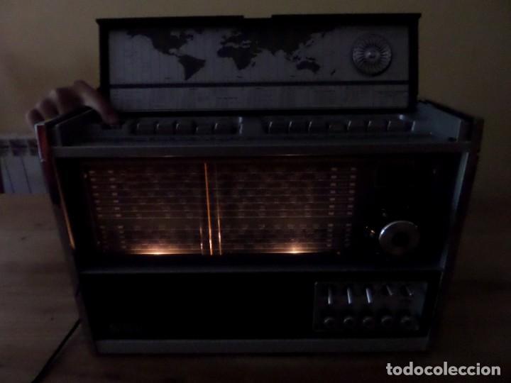 Radios antiguas: RADIO MARC NR-52F1 MULTIBANDA DOBLE CONVERSIÓN - Foto 18 - 289747008