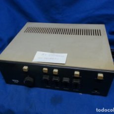 Radio antiche: AMPLIFICADOR VIETA 1 - MADE IN SPAIN. Lote 293502138