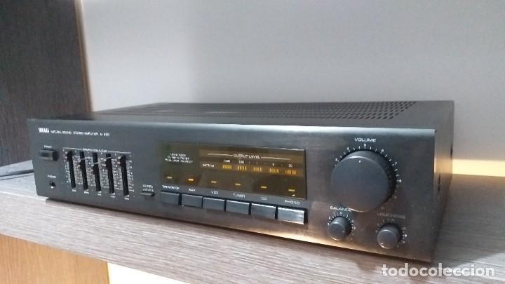 Radios antiguas: *** YAMAHA ** AMPLIFICADOR DE SONIDO ** A 230 ** Reproductor amplificador hifi de Yamaha.***. sonido - Foto 12 - 293515513