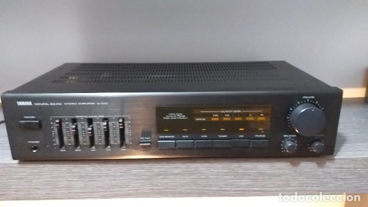 Radios antiguas: *** YAMAHA ** AMPLIFICADOR DE SONIDO ** A 230 ** Reproductor amplificador hifi de Yamaha.***. sonido - Foto 21 - 293515513