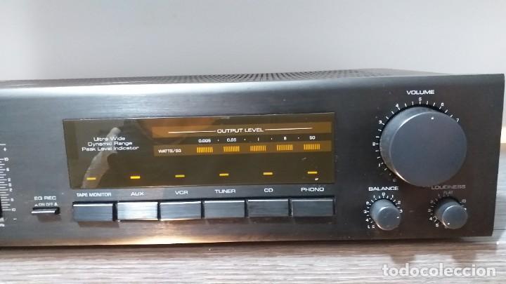 Radios antiguas: *** YAMAHA ** AMPLIFICADOR DE SONIDO ** A 230 ** Reproductor amplificador hifi de Yamaha.***. sonido - Foto 25 - 293515513
