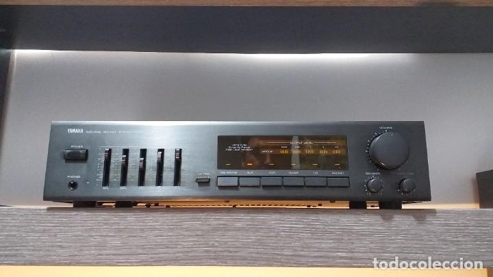Radios antiguas: *** YAMAHA ** AMPLIFICADOR DE SONIDO ** A 230 ** Reproductor amplificador hifi de Yamaha.***. sonido - Foto 27 - 293515513