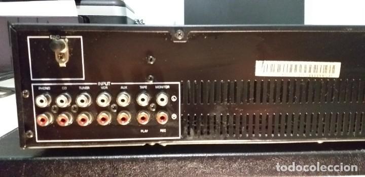 Radios antiguas: *** YAMAHA ** AMPLIFICADOR DE SONIDO ** A 230 ** Reproductor amplificador hifi de Yamaha.***. sonido - Foto 30 - 293515513