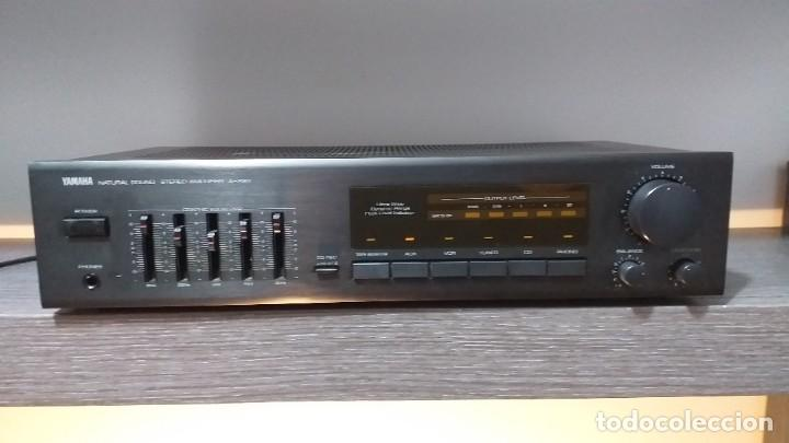 Radios antiguas: *** YAMAHA ** AMPLIFICADOR DE SONIDO ** A 230 ** Reproductor amplificador hifi de Yamaha.***. sonido - Foto 7 - 293515513