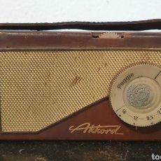 Radios antiguas: RADIO TRANSISTOR - AKORD PEGGIE 57. Lote 294439933