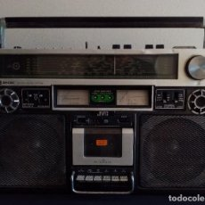 Radio antiche: RADIO BOOMBOXES - JVC RC-838W - BIPHONIC 1979 // GHETTOBLASTER // RADIO CASSETTE JAPAN // BREAK. Lote 295703033