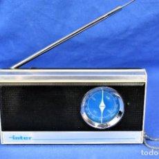 Radios antiguas: RADIO INTER EUROMODEL 124 AÑOS 70. Lote 297094583