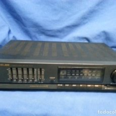 Radios antiguas: AMPLIFICADOR ELBE MODELO. AM-400. Lote 297100083