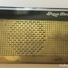 Radios antiguas: RADIO TRANSISTOR PIZON BROS . LATÓN . 1963. Lote 297151208