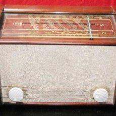 Radios de válvulas: RADIO DUX FUNCIONANDO MODELO V284. Lote 6346144