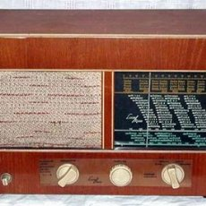 Radios de válvulas: RADIO LUXOR . Lote 3215274