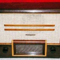 Radios de válvulas: RADIO HORNYPHON FUNCIONANDO. Lote 7819617