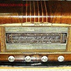 Radios de válvulas: RADIO. Lote 27192733