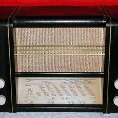 Radios de válvulas: RADIO STANDARD AÑOS 30/40. Lote 7819648
