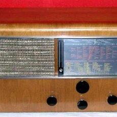 Radios de válvulas: RADIO BLAUPUNKT 6W97 FUNCIONANDO. Lote 5955043