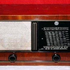 Radios de válvulas: RADIO NORNAN FUNCIONANDO. Lote 12508990