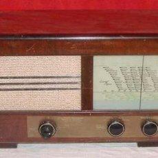 Radios de válvulas: RADIO LUXOR FUNCIONANDO. Lote 7051906
