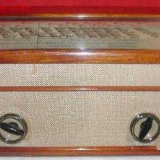 Radios de válvulas - RADIO RADIOLA FUNCIONANDO - 7031239