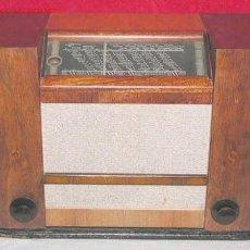 Radios de válvulas: RADIO PHILIPS MODELO 667A. Lote 6902285