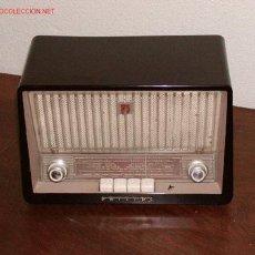 Radios de válvulas: RADIO PHILIPS. Lote 191019