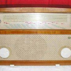 Radios de válvulas: RADIO RADIOLA 475V. Lote 4097373
