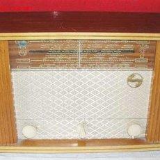 Radios de válvulas: RADIO PHILIPS FUNCIONANDO. Lote 7367809