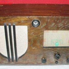 Radios de válvulas: RADIO SKANTIC AÑOS 40. Lote 12508972